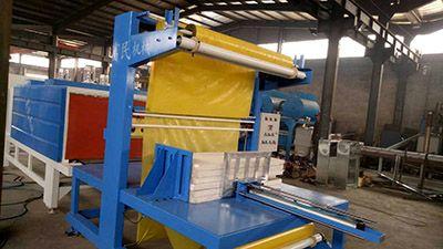 热收缩膜包装机的应用