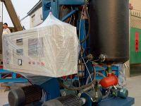 冰柜填充聚氨酯高压发泡机