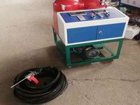小型聚氨酯低压喷涂机使用
